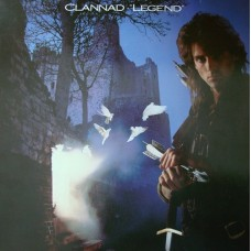 CLANNAD - LEGEND - LP 1984 - EXCELLENT