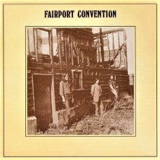 FAIRPORT CONVENTION - ANGEL DELIGHT - LP UK 1971 - NEAR MINT