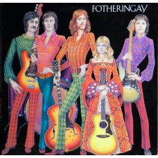 FOTHERINGAY - FOTHERINGAY - LP UK 1970 - ORIGINAL 1st PRESS - NEAR MINT