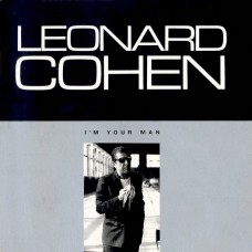 LEONARD COHEN - I'M YOUR MAN - LP 1988 - ORIGINAL - EXCELLENT++