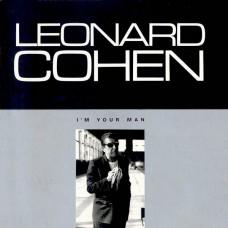 LEONARD COHEN - I'M YOUR MAN - LP 1988 - ORIGINAL - EXCELLENT++
