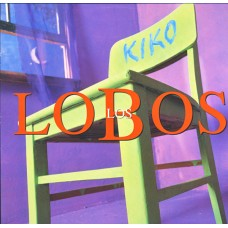 LOS LOBOS - KIKO - LP 1992 - NEAR MINT
