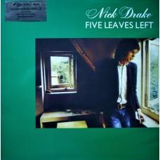 NICK DRAKE - FIVE LEAVES LEFT - LP 180g UK 2000 - NEAR MINT