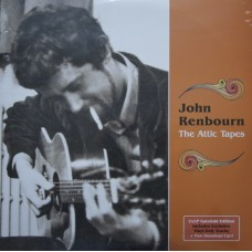 JOHN RENBOURN / THE PENTANGLE - THE ATTIC TAPES - 2LP RECORD STORE DAY 2016 - MINT