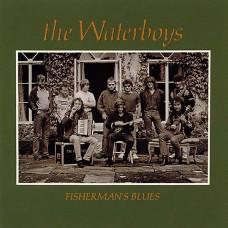 WATERBOYS - FISHERMAN'S BLUES - LP UK 1988 - EXCELLENT+