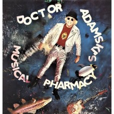 ADAMSKI - DOCTOR ADAMSKI'S MUSICAL PHARMACY - LP UK 1990 - EXCELLENT+