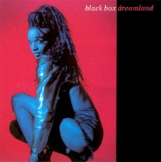 BLACK BOX - DREAMLAND - LP UK 1990 - ORIGINAL - NEAR MINT