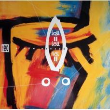 SOUL II SOUL - VOL. II - 1990 A NEW DECADE - LP UK 1990 - EXCELLENT+