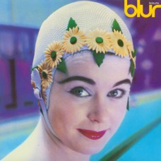 BLUR - LEISURE - LP UK 1991 - EXCELLENT