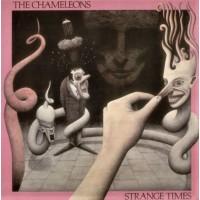 THE CHAMELEONS - STRANGE TIMES - LP 1986 - ORIGINAL - EXCELLENT