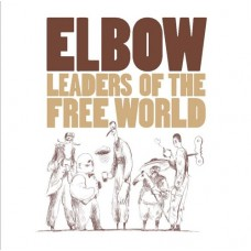 ELBOW - LEADERS OF THE FREE WORLD - LP UK 2005 - RARE - EXCELLENT++