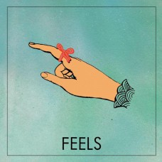 FEELS - FEELS - USA 2016 - NEAR MINT