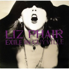 LIZ PHAIR - EXILE IN GUYVILLE - LP UK 1993 - ORIGINAL - EXCELLENT