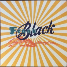 FRANK BLACK - FRANK BLACK - LP UK 2019 - LIMITED EDITION ORANGE VINYL - RSD - MINT