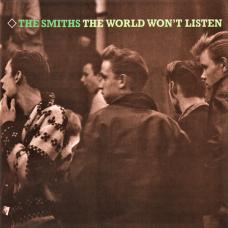 SMITHS - THE WORLD WON'T LISTEN - LP 1987 - EXCELLENT+