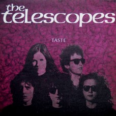 TELESCOPES - TASTE - LP UK 1989 - EXCELLENT