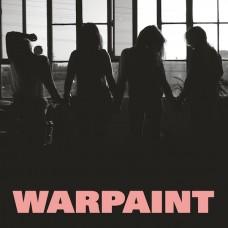 WARPAINT - HEADS UP - LP 2016 - LIMITED EDITION - MINT