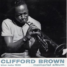 CLIFFORD BROWN - MEMORIAL ALBUM - LP 1985 - NEAR MINT