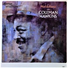 COLEMAN HAWKINS - MEDITATIONS - LP USA 1965 - EXCELLENT+