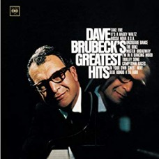 DAVE BRUBECK - DAVE BRUBECK'S GREATEST HITS - LP UK 1967 - EXCELLENT-