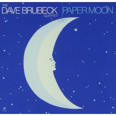 DAVE BRUBECK QUARTET - PAPER MOON - LP USA 1982 - NEAR MINT