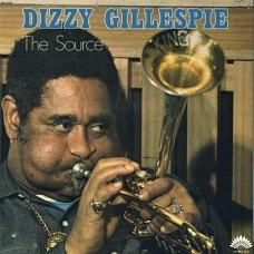 DIZZY GILLESPIE - THE SOURCE - LP 1973 - EXCELLENT