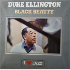DUKE ELLINGTON - BLACK BEAUTY - LP 1985 - EXCELLENT