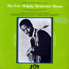 ERIC DOLPHY - THE ERIC DOLPHY MEMORIAL ALBUM - LP UK 1968 - EXCELLENT