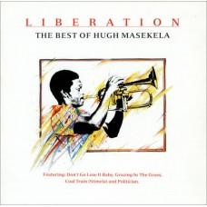 HUGH MASEKELA - LIBERATION - THE BEST OF HUGH MASEKELA - LP UK 1989 - EXCELLENT