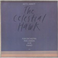 KEITH JARRETT - THE CELESTIAL HAWK - LP USA 1980 - EXCELLENT +