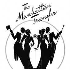 MANHATTAN TRANSFER - THE MANHATTAN TRANSFER - LP UK 1975 - NEAR MINT