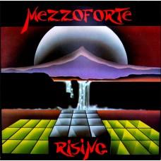 MEZZOFORTE - RISING - LP UK 1984 - NEAR MINT