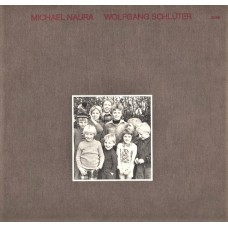 MICHAEL NAURA WOLFGANG SCHLUTER - COUNTRY CHILDREN - LP 1980 - ECM - NEAR MINT