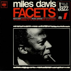 MILES DAVIS - FACETS - LP 19873 - EXCELLENT+