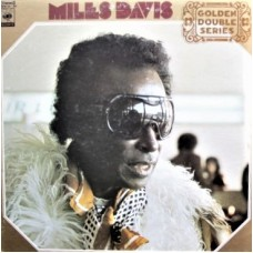 MILES DAVIS - GOLDEN DOUBLE SERIES - LP JAPAN - EXCELLENT