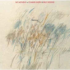 PAT METHENY - REJOICING - LP GER 1984 - NEAR MINT