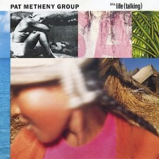 PAT METHENY GROUP - STILL LIFE (TALKING) - LP GER 1987 - EXCELLENT+