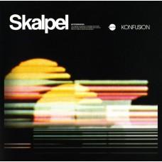 SKALPEL - KONFUSION - LP UK 2005 - NEAR MINT