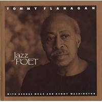 TOMMY FLANAGAN - JAZZ POET - LP 1989 - EXCELLENT+