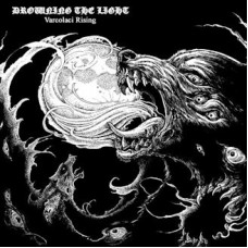 DRAWNING THE LIGHT - VARCOLACI RISING - LP 2018 - LIMITED ON RED VINYL - NEAR MINT