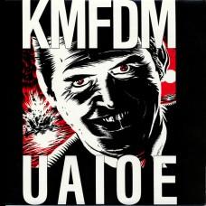KMFDM - UAIOE - LP USA 1989 - EXCELLENT