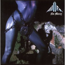 BULLET - NO MERCY - LP UK 1984 - EXCELLENT+