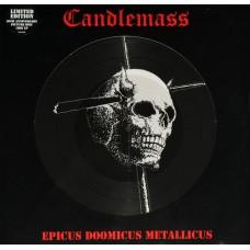 CANDLEMASS - EPICUS DOOMICUS METALLICUS - LP - RECORD STORE DAY 2016 - MINT