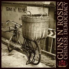 GUNS N' ROSES - CHINESE DEMOCRACY - 2LP USA 2008 - NEAR MINT