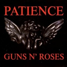 "GUNS N' ROSES - PATIENCE - 7"" UK 1989 - EXCELLENT+"