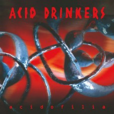 ACID DRINKERS - ACIDOFILIA - LP 2016 - LIMITED NUMBERED EDITION - MINT