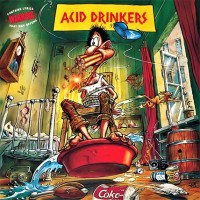 ACID DRINKERS - ARE YOU A REBEL? - LP UK 1990 - EXCELLENT+