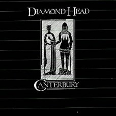 DIAMOND HEAD - CANTERBURY - LP UK 1983 - NEAR MINT