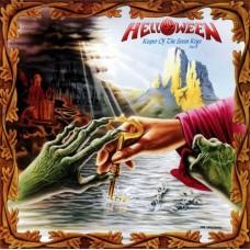 HELLOWEEN - KEEPER OF THE SEVEN KEYS II - LP UK 1988 - ORIGINAL - EXCELLENT+