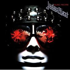 JUDAS PRIEST - KILLING MACHINE - LP UK 1978 - LIMITED EDITION RED VINYL - NEAR MINT